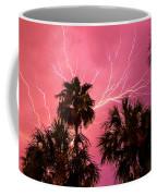 Electrified Palms Coffee Mug