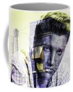 Elvis Presley Sun Studio Collection Coffee Mug