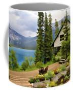 Emerald Lake Yoho National Park Coffee Mug