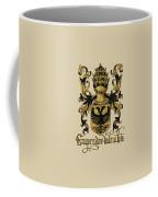 Emperor Of Germany Coat Of Arms - Livro Do Armeiro-mor Coffee Mug