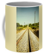 Empty Railway Coffee Mug