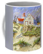 End Of Lobster Season Coffee Mug