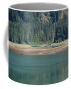 Endicott Glacier Area  Coffee Mug