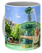 Enjoying In Lisbon Coffee Mug