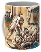 Erotic Abstract Three Coffee Mug