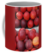 European Markets - Nectarines Coffee Mug