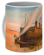 Evening Departure Coffee Mug