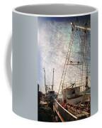 Evening In The Harbor Coffee Mug