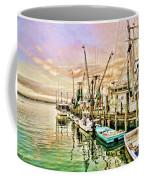 Everett Seafood Coffee Mug