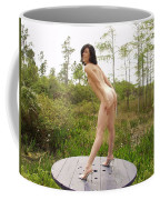 Everglades City Photographer Coffee Mug