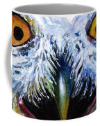 Eyes Of Owls No. 15 Coffee Mug