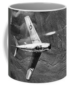 F-86 Jet Fighter Plane Coffee Mug by Granger