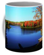 Fall In Northern Wisconsin Coffee Mug