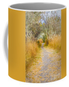 Fall Pathway 3 Coffee Mug