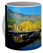 Fall Reflections Coffee Mug