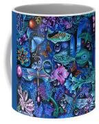 Fantasy Aquarium Coffee Mug