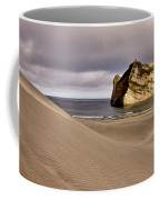 Farewell Spit New Zealand Coffee Mug