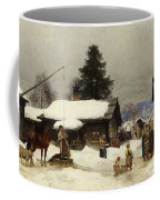 Farm In The Dales Coffee Mug