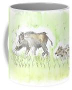Feral Hogs Coffee Mug