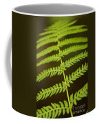 Fern Pattern Coffee Mug