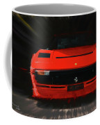 Ferrari 208 Gtb Turbo. Coffee Mug
