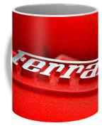 Ferrari Intake Coffee Mug