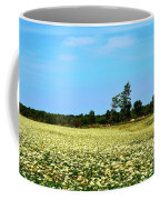 Field Of Queen Anne's Lace  Coffee Mug