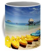 Fiji, Malolo Island Coffee Mug