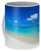 Fiji, Mana Island Coffee Mug