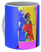 Film Homage Ann-margret Collage Train Robbers 1973 The Great White Hope Globe Arizona 1969 Coffee Mug