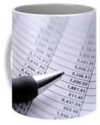 Finances Coffee Mug