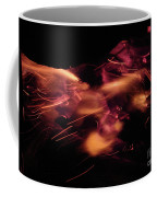 Fire Abstract  Coffee Mug