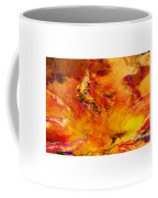 Fire Flower Coffee Mug