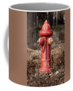 Fire Hydrant #16 Coffee Mug