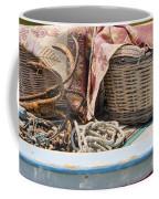 Fishing Baskets Coffee Mug