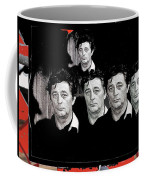 Five Robert Mitchum's Young Billy Young Set Old Tucson Arizona 1968-2012 Coffee Mug