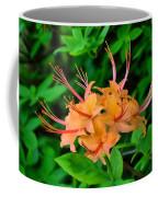 Flame Azalea Coffee Mug