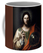 Flemish Salvator Mundi Coffee Mug