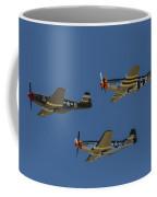 Flight Of Ponies Coffee Mug