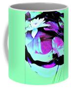 Floral Abstract #5 Coffee Mug
