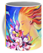 Floral Innocence 2 Coffee Mug