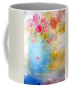 Floral Reflections Coffee Mug