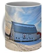 Flower Pot Barn Coffee Mug