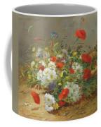 Flower Study Coffee Mug