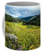 Flowering Colorado Mountain Meadow Coffee Mug