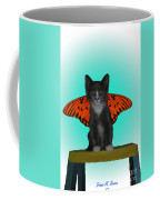Flying Kitty Coffee Mug