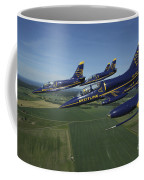 Flying With The Aero L-39 Albatros Coffee Mug