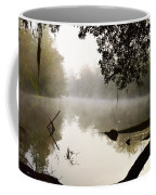 Fog And Light Coffee Mug