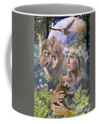 Forest Friends Coffee Mug