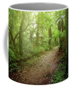 Forest Walking Trail 1 Coffee Mug